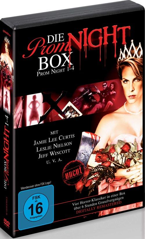 DVD Cover: Prom Night Box