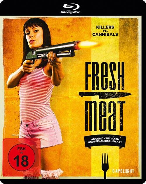 DVD Cover: Fresh Meat
