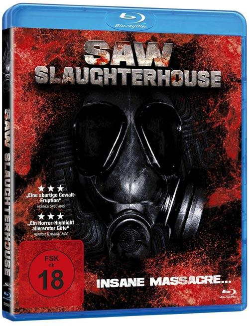 DVD Cover: Saw Slaughterhouse
