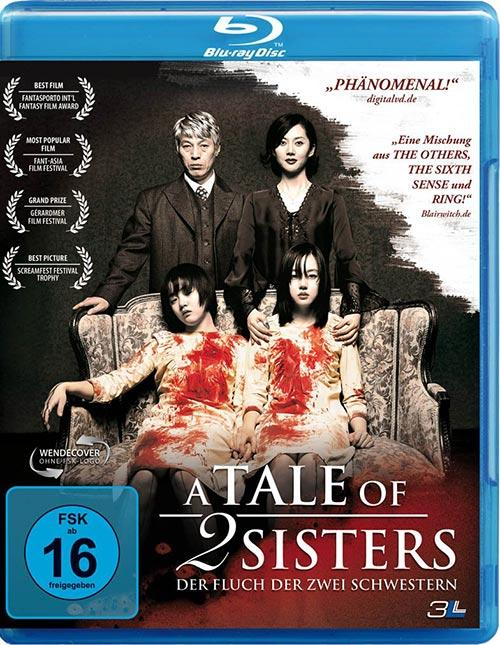 DVD Cover: A Tale Of Two Sisters