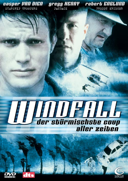 DVD Cover: Windfall
