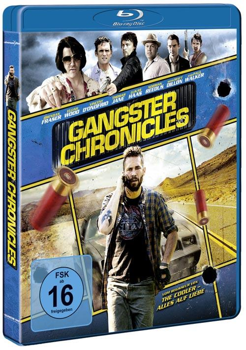DVD Cover: Gangster Chronicles