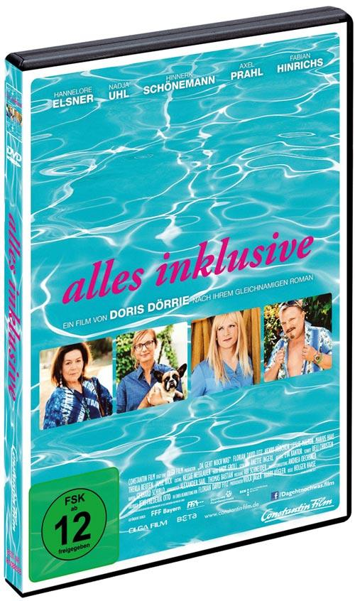 DVD Cover: Alles inklusive