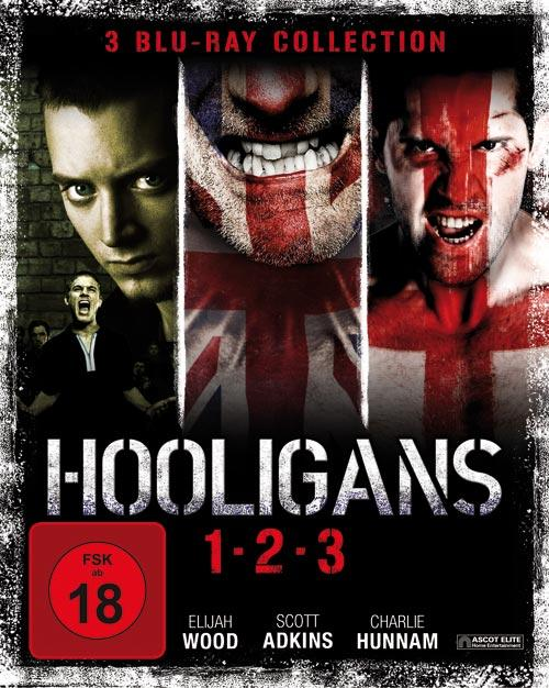 DVD Cover: Hooligans Box