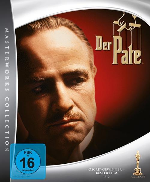 DVD Cover: Der Pate - Masterworks Collection