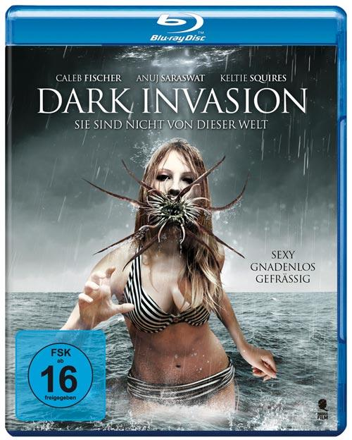 DVD Cover: Dark Invasion