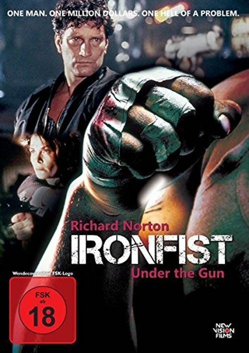 DVD Cover: Ironfist