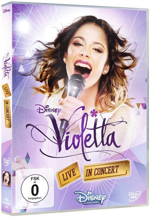 Violetta Live In Concert Tickets