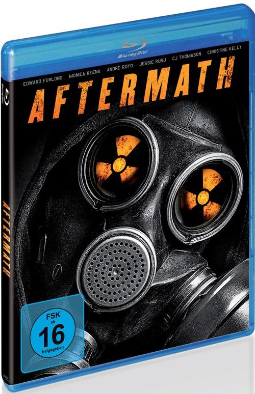 DVD Cover: Aftermath