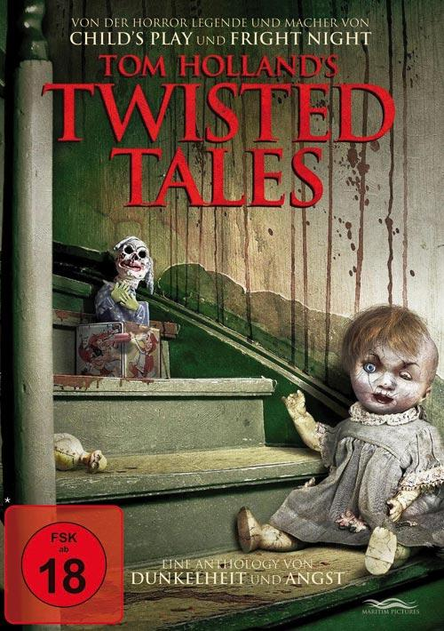DVD Cover: Tom Holland's Twisted Tales