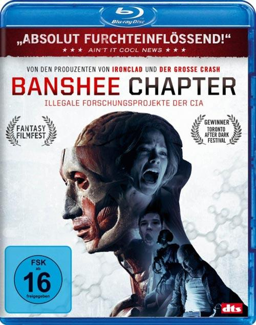 DVD Cover: Banshee Chapter