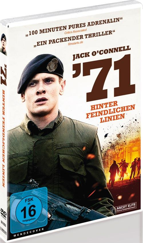 DVD Cover: '71