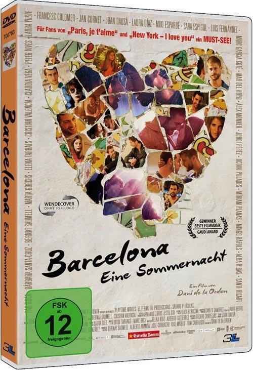 barcelona eine sommernacht