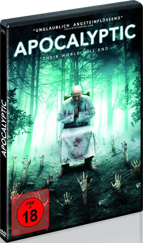 DVD Cover: Apocalyptic - Their World Will End