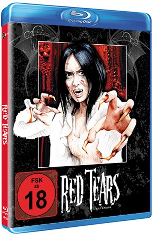 DVD Cover: Red Tears - uncut