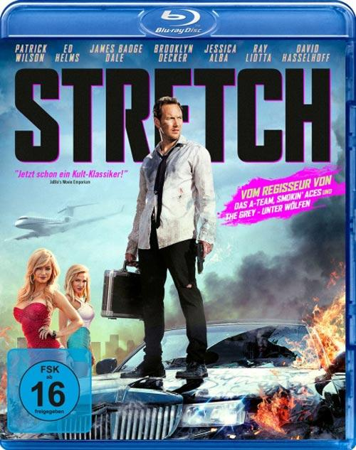 DVD Cover: Stretch