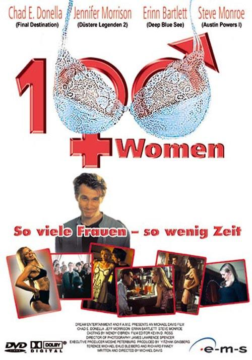 DVD Cover: 100 Women
