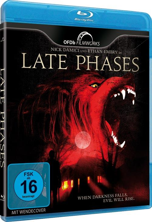 DVD Cover: Late Phases