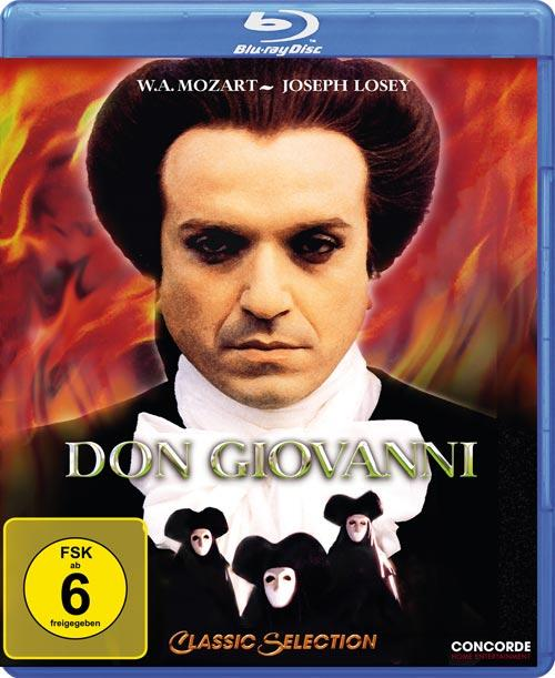 DVD Cover: Don Giovanni - Classic Selection