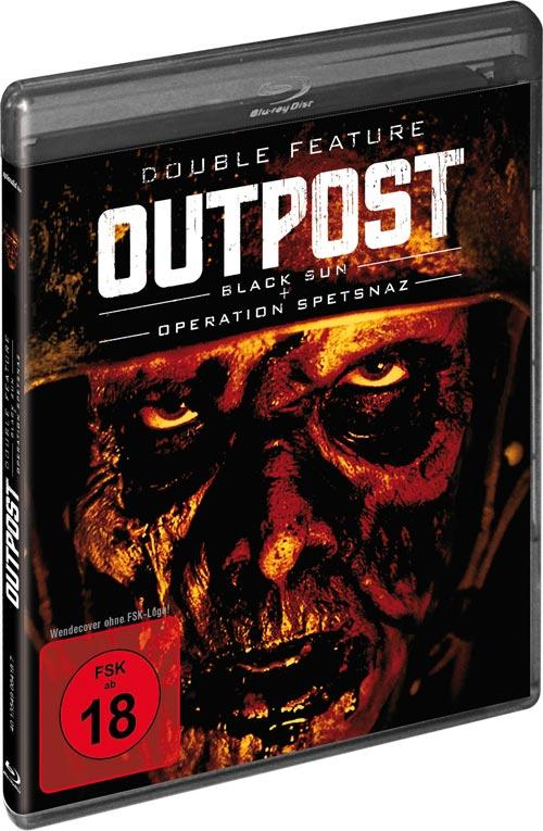 DVD Cover: Outpost Double Feature