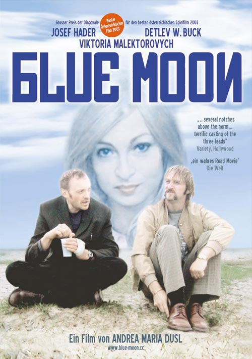 DVD Cover: Blue Moon