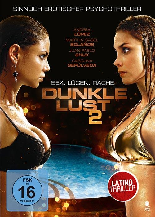 DVD Cover: Dunkle Lust 2
