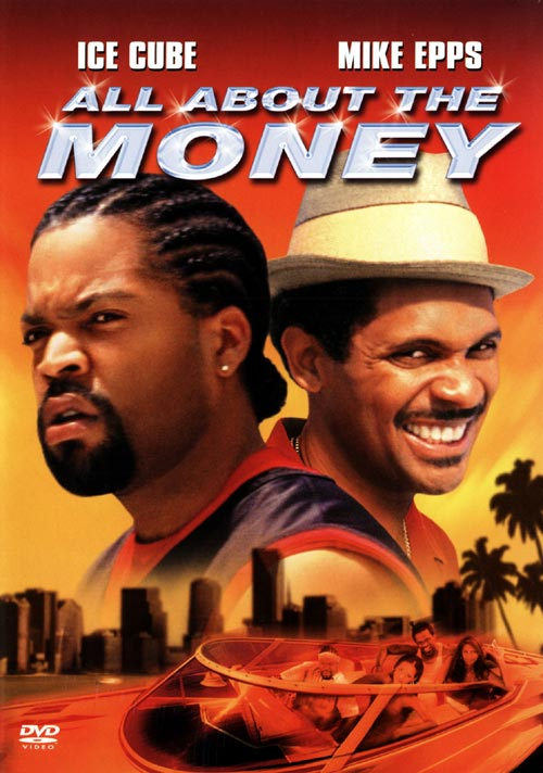 DVD Cover: All About the Money
