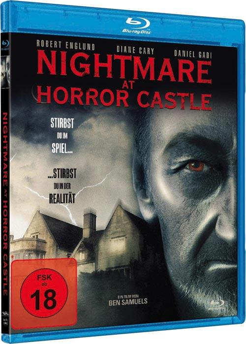 DVD Cover: Nightmare at Horror Castle