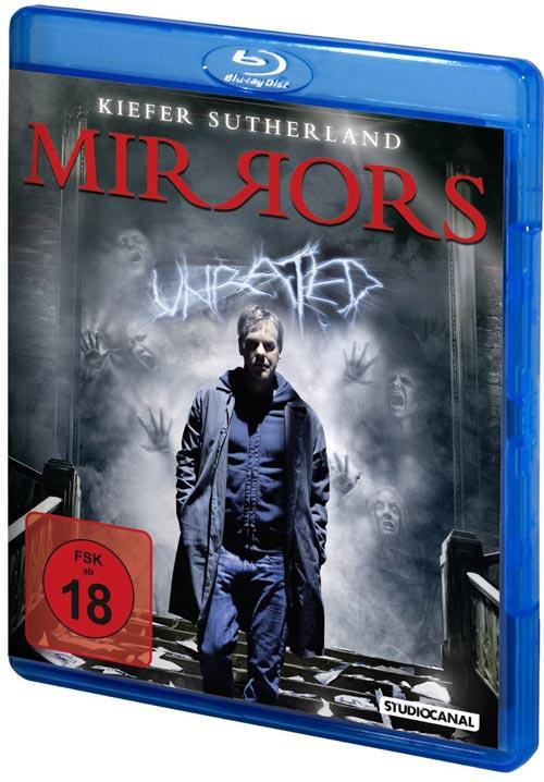 DVD Cover: Mirrors - unrated