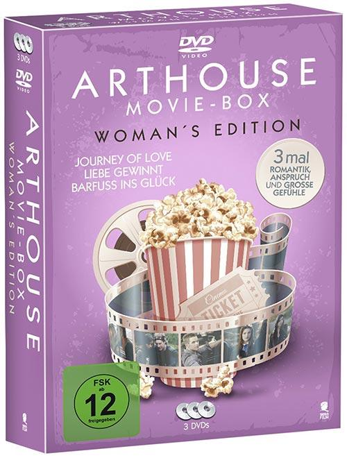 DVD Cover: Arthouse - Movie Box - Woman's Edition