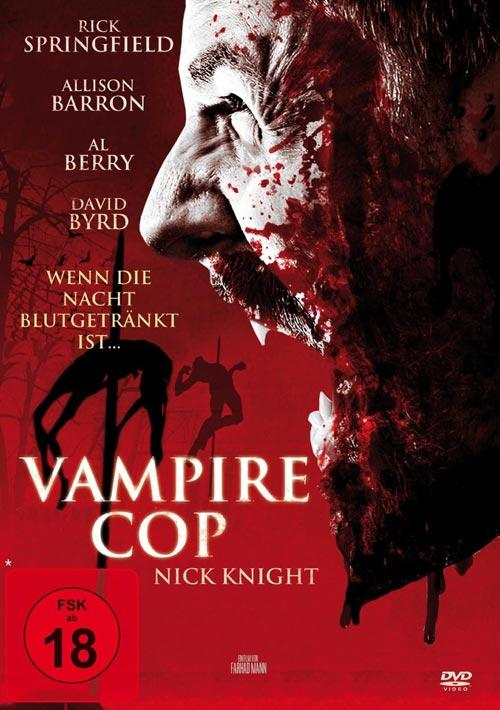 DVD Cover: Vampire Cop - Nick Knight