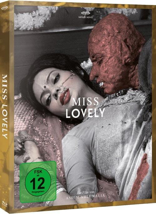 DVD Cover: Miss Lovely - Special Edition