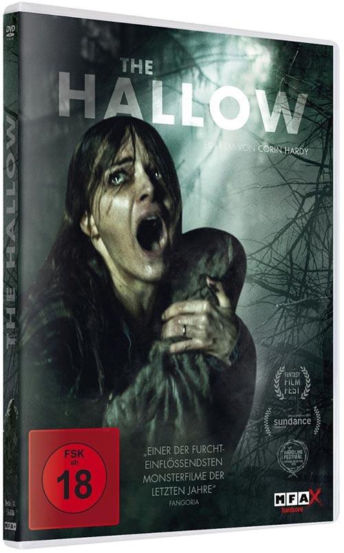 DVD Cover: The Hallow