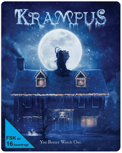 DVD Cover: Krampus - Limited Edition