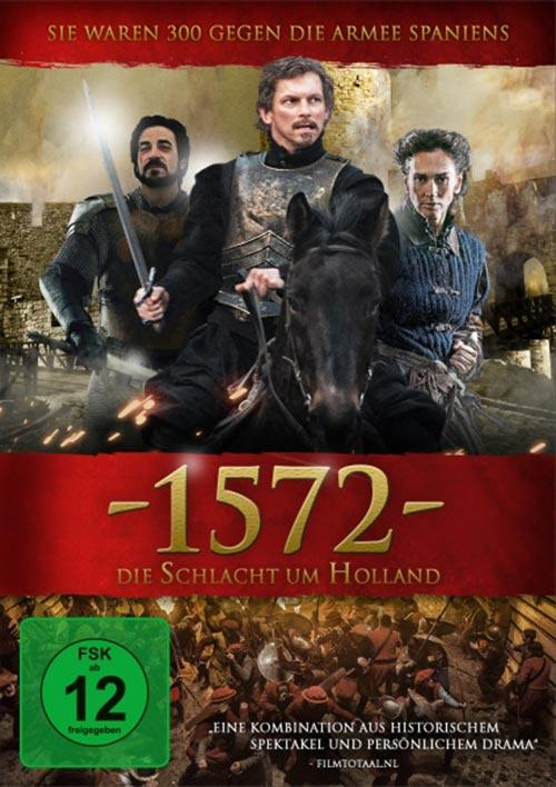 DVD Cover: 1572 - Die Schlacht um Holland