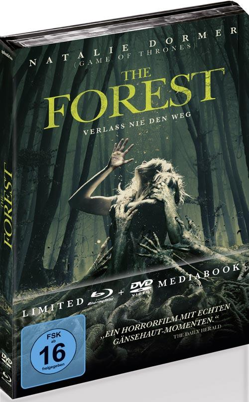 DVD Cover: The Forest - Limited Mediabook