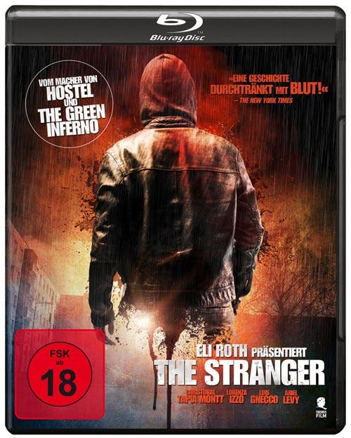 DVD Cover: The Stranger