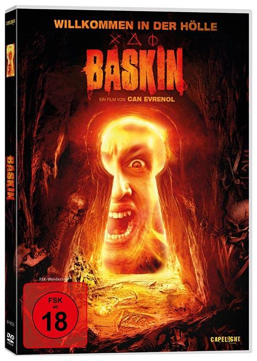 DVD Cover: Baskin