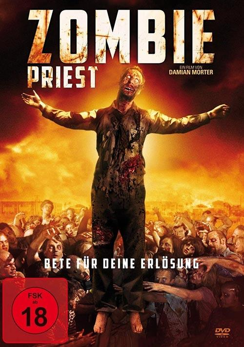 DVD Cover: Zombie Priest