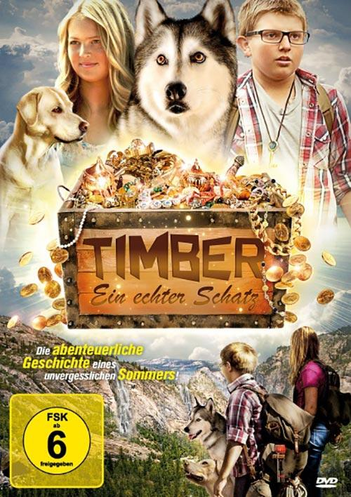 DVD Cover: Timber - Ein echter Schatz