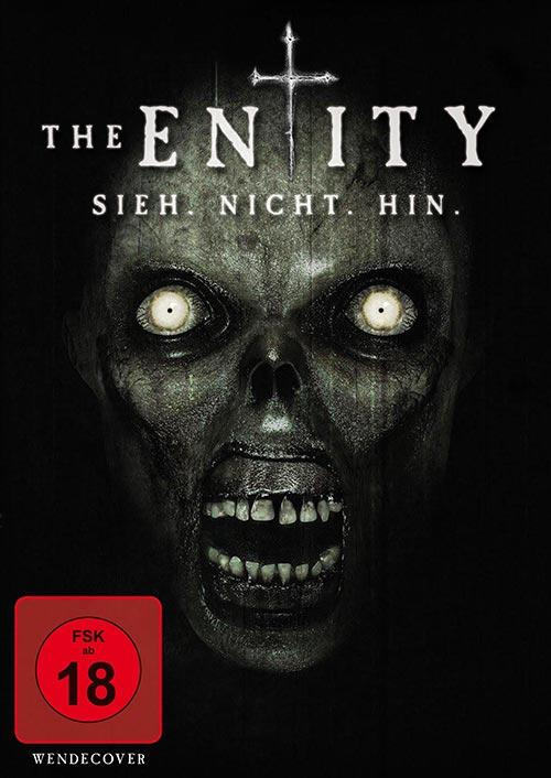 DVD Cover: The Entity