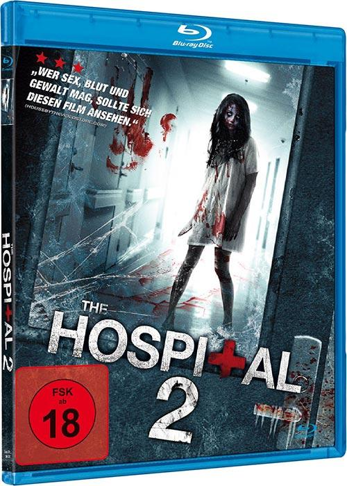 DVD Cover: The Hospital 2