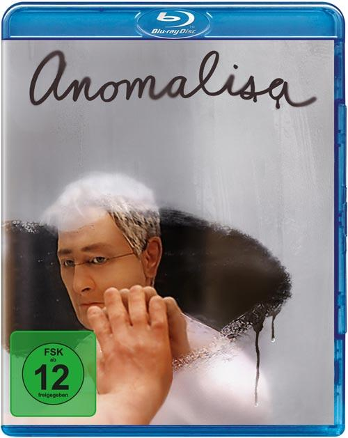 DVD Cover: Anomalisa