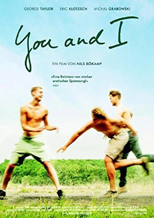 DVD Cover: You and I
