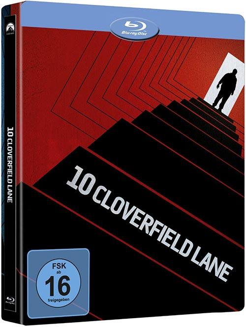 DVD Cover: 10 Cloverfield Lane - Limited Edition
