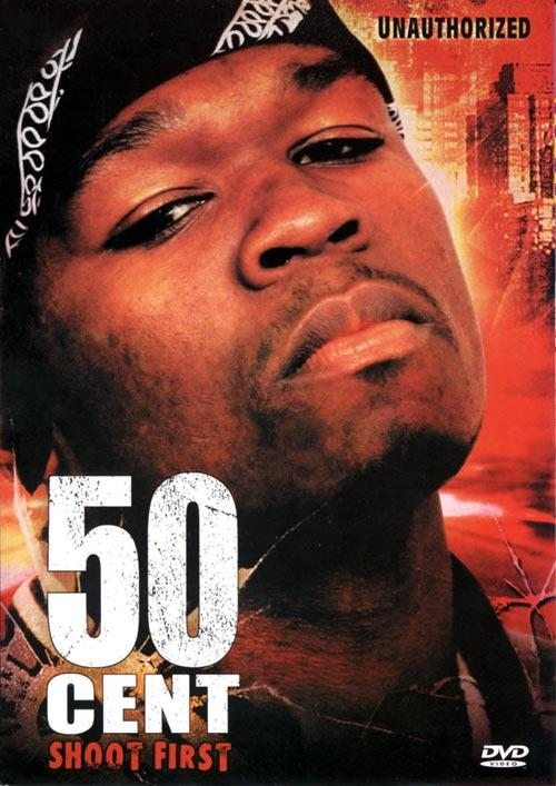 DVD Cover: 50 Cent - Unauthorized