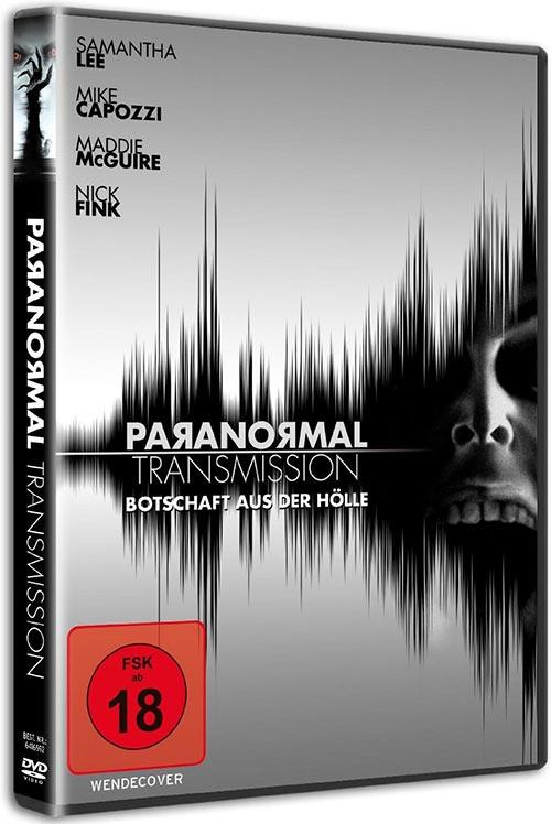 DVD Cover: Paranormal Transmission