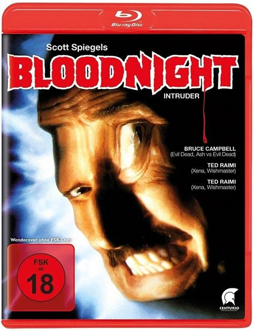 DVD Cover: Bloodnight