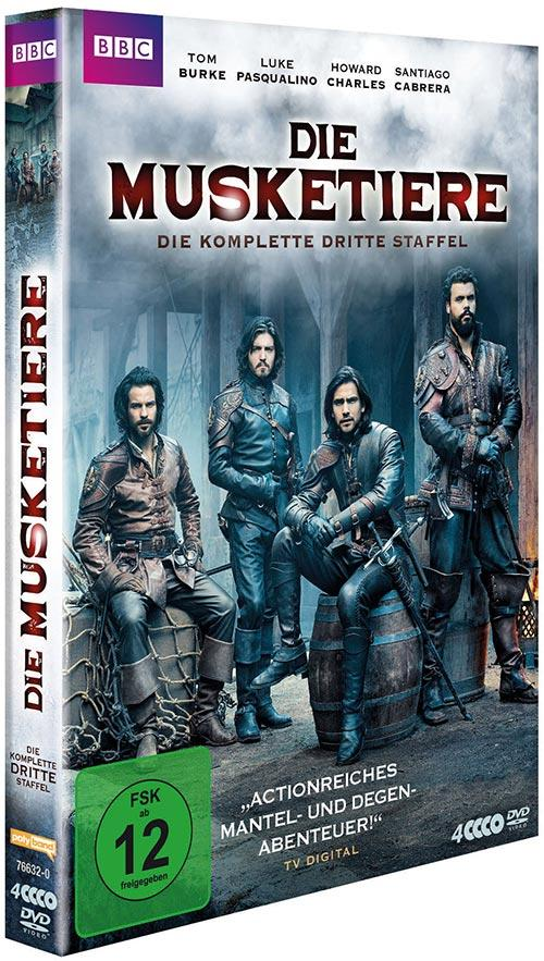 Die Musketiere Staffel 3 Deutsch
