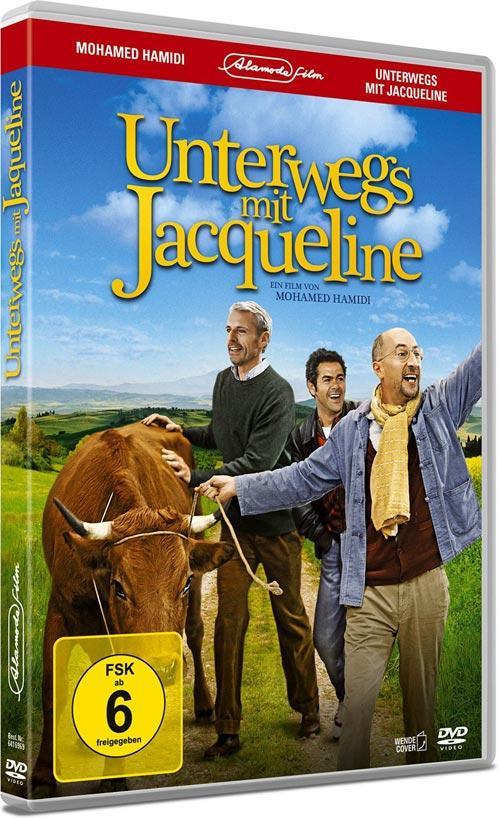 Unterwegs Mit Jacqueline Dvd